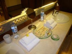 マハパラ 洗面台