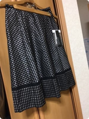 500黒白スカート全体.JPG