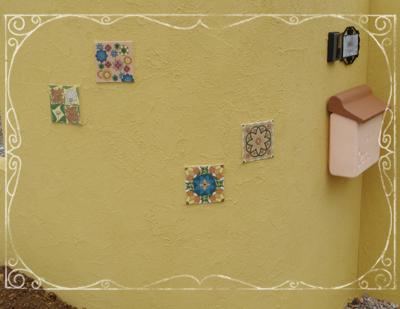 屋内外の装飾タイル屋さん・いろといろ工房