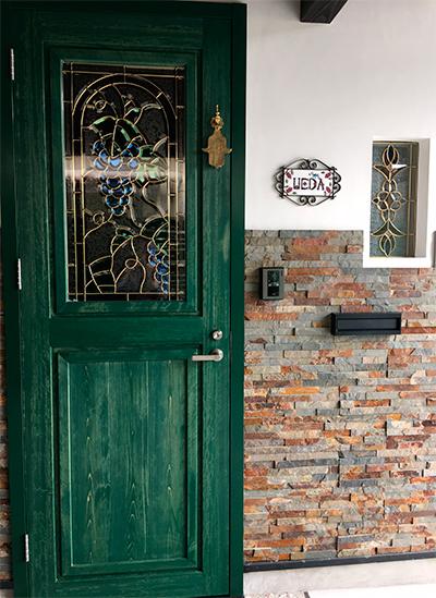 住まいのための手描き装飾タイル制作ネット販売・いろといろ工房/絵付けタイル