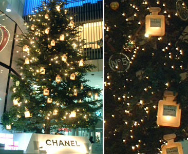 chanel tree