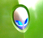Alienware PC (zoom in)