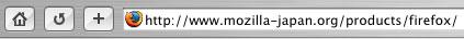 「Firefox」のfavicon