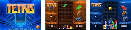 iPod Game-Tetris