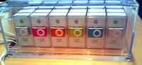 New iPod shuffle in Shibuya Apple Store