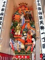 博多祇園山笠(天神一丁目)
