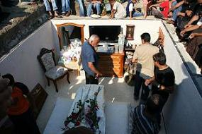 ジプシーのお葬式