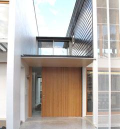 米松玄関1