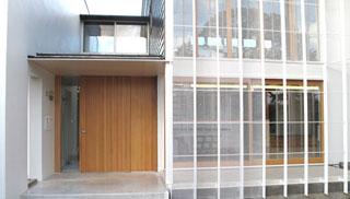 米松玄関2