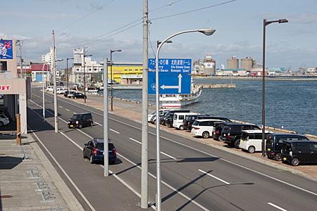 海沿いの道2