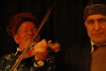 Moldavian Musician