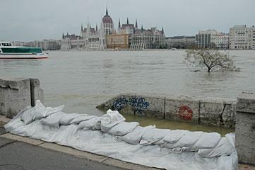 ドナウの洪水