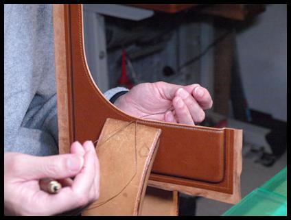 Aタイプ口元手縫い