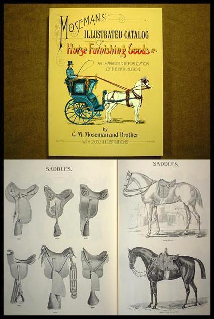 Catalog of HORSE FURNISHING GOODS