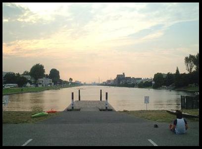 戸田公園ボートコース