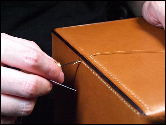 胴版と襠を縫い合わせ2