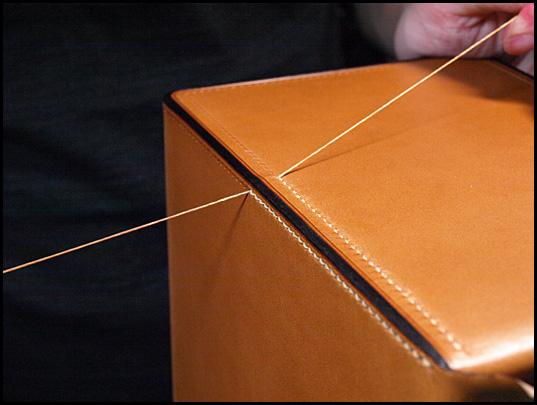 胴版と襠を縫い合わせ5