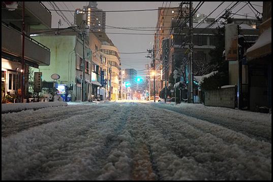 大雪警報09