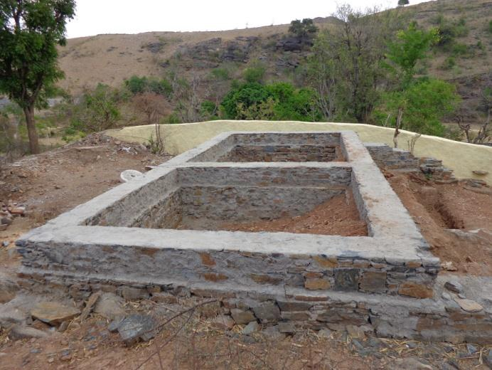 latrines in Barind