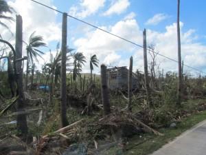 フィリピン台風30号被害
