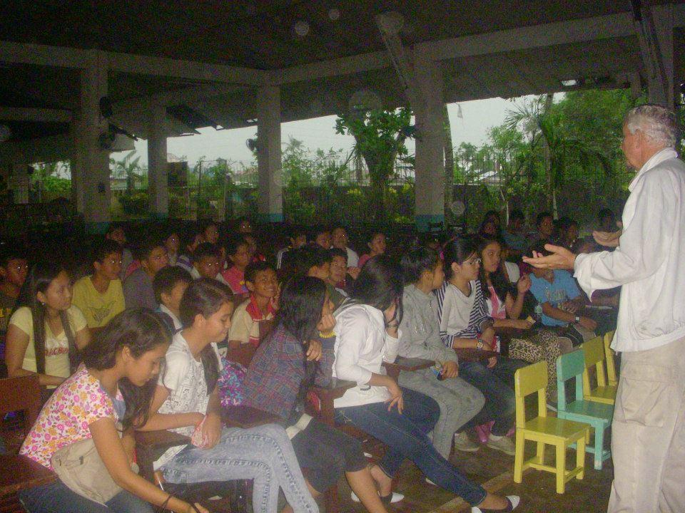 Leyte seminar