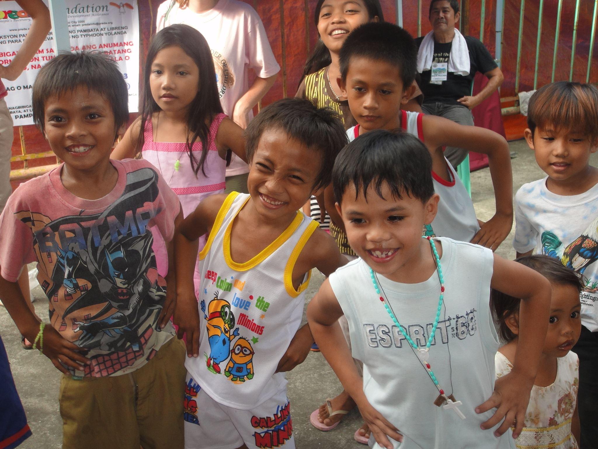 workshop for kids PREDA