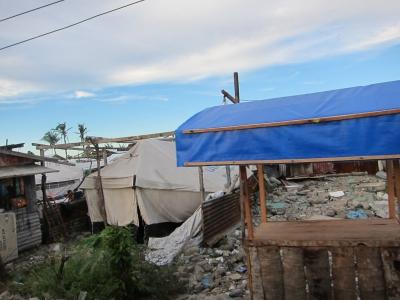 evacuation houses