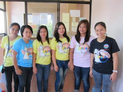 PREDA staff