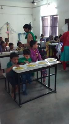 kids in CCD