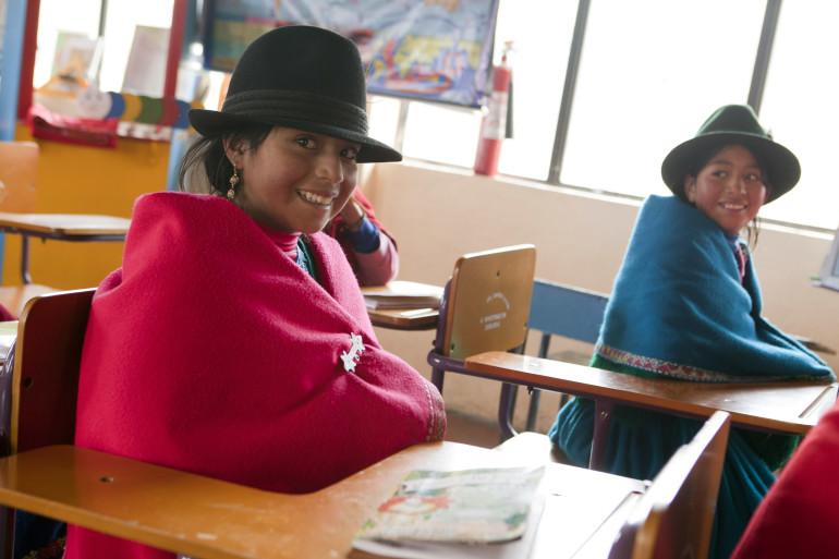 Ecuador girl