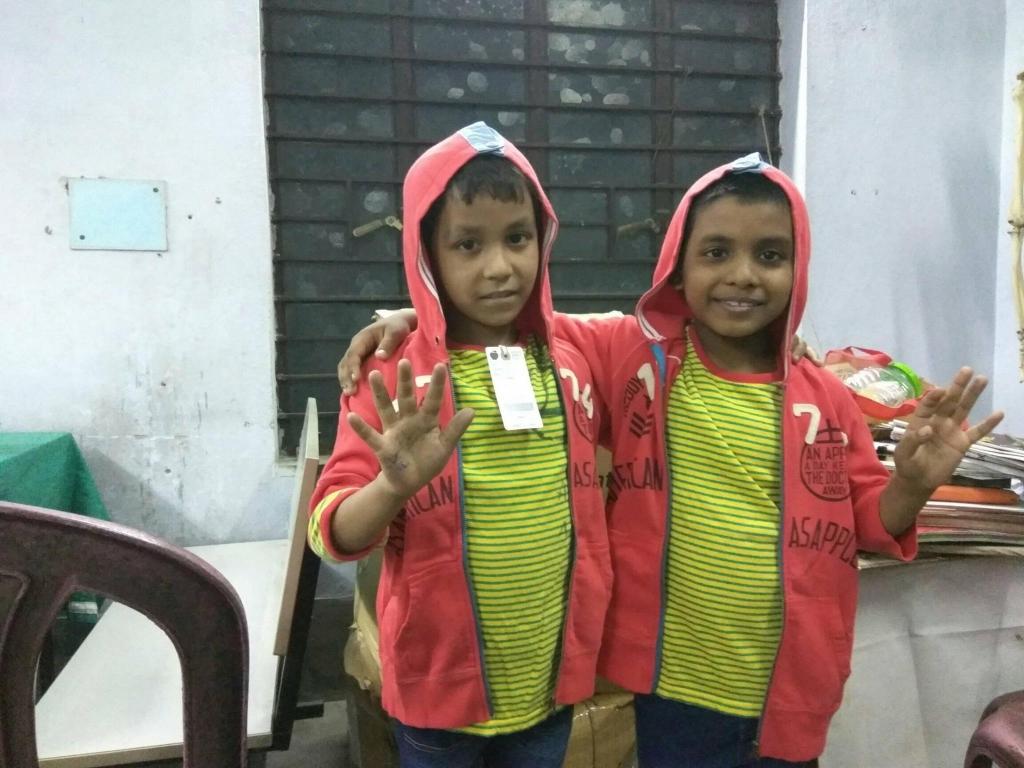 CCD kids