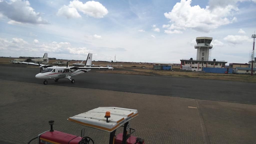 ナイロビ国内空港
