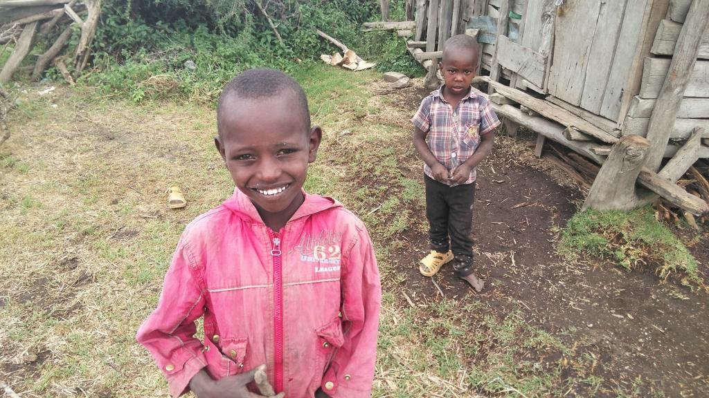 ケニア子ども
