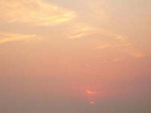 sunset 3-30-10
