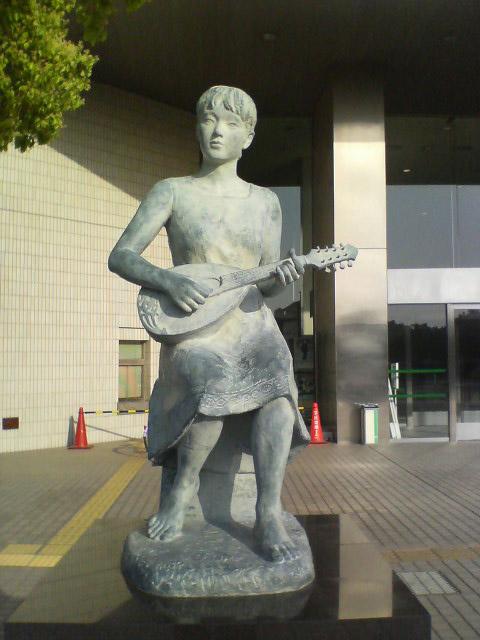 岸和田のマドカホールにて