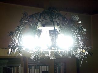 自作LEDペンダント・ライト