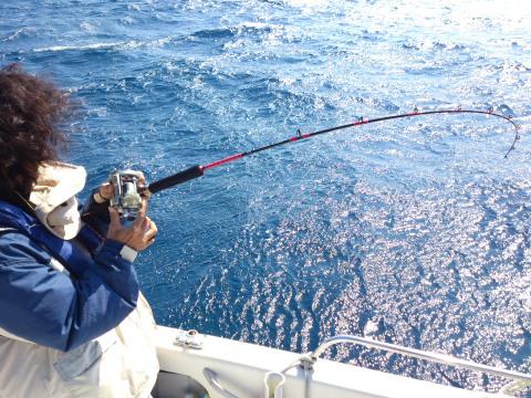トコマサリ礁 五目釣り