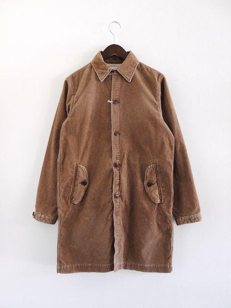 THE SUPERIOR LABOR Corduroy Coat