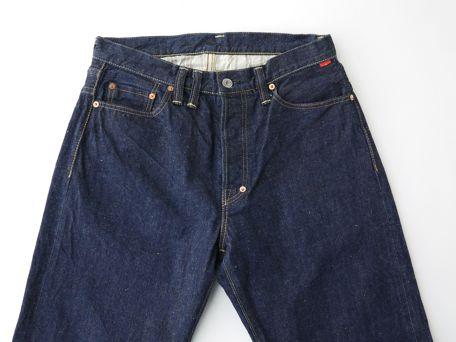 ANACHRONORM Reading 5 Pocket Denime Pants [One Washed]