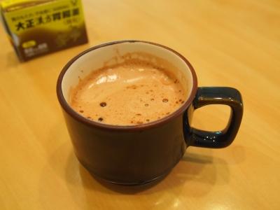 コーヒー・・・