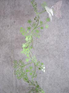 ワイヤー植物