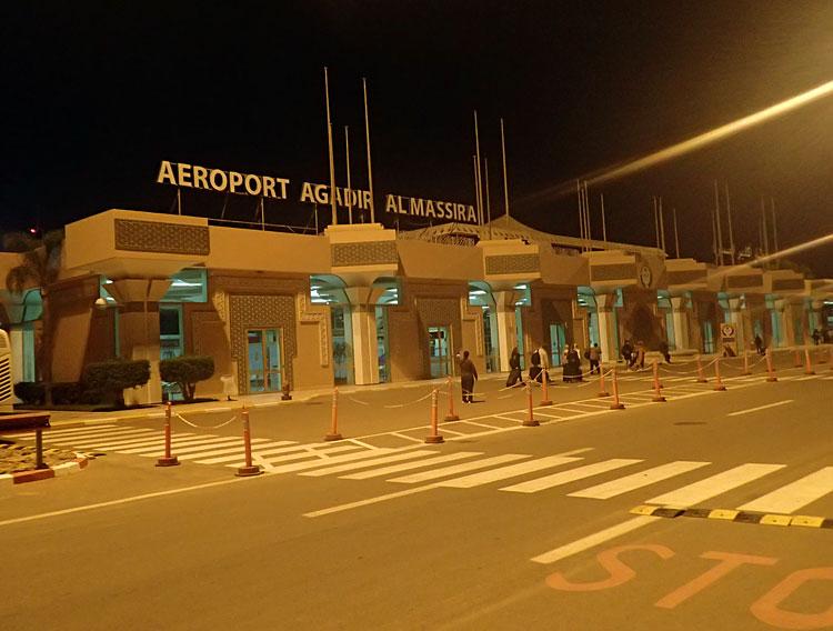 アガディール空港