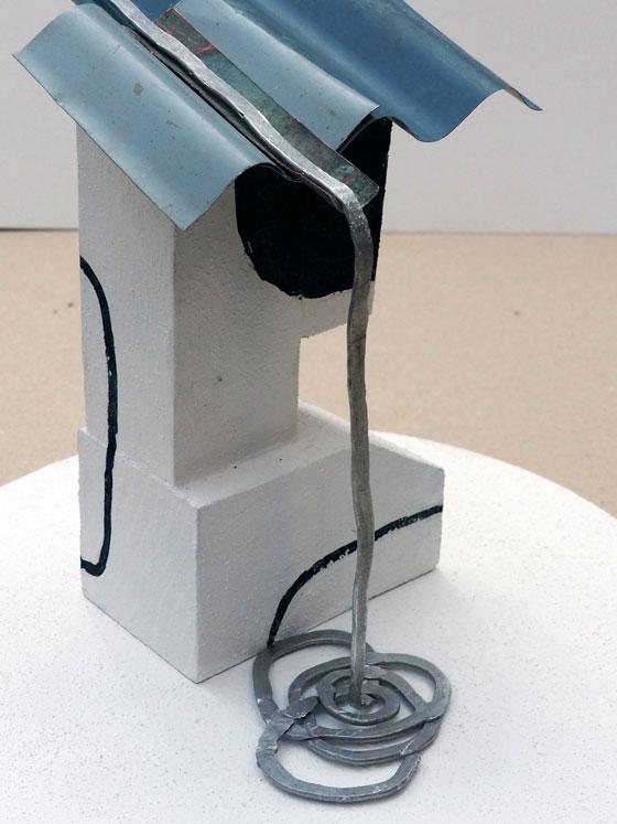 ふたしかな屋根:予感