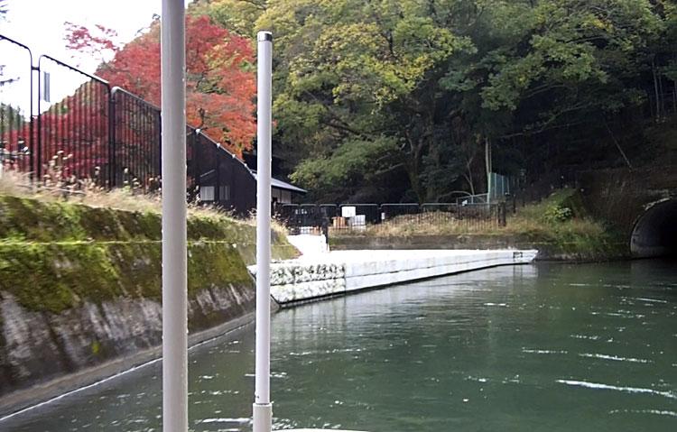 琵琶湖疏水クルーズ