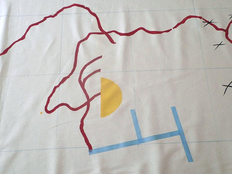パラ村古絵図