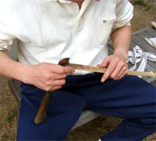竹を割るー3