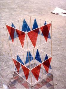 立体凧(ボックスカイト)