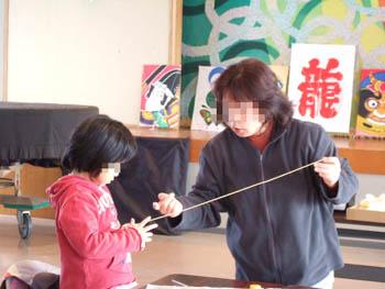凧作り教室