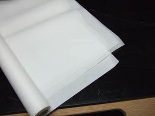 不織布の生地