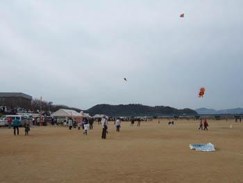 龍野凧揚げ祭り